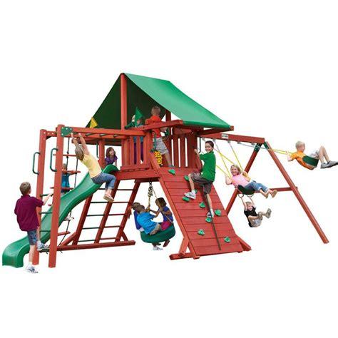 Cedar Valley Plumbing by Gorilla Playsets Sun Valley Ii Cedar Playset 01 0011 The