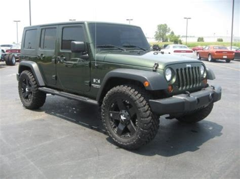 Jeep Wrangler Unlimited Engine Specs 2009 Jeep Wrangler Unlimited Data Info And Specs