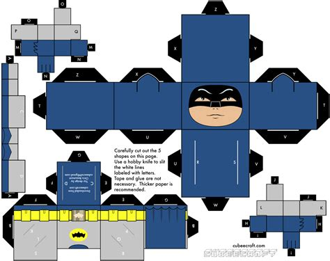 Papercraft Characters - dc comics images cubeecraft dc characthers hd wallpaper
