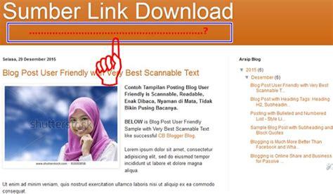 tips membuat yel yel pendidikan cara termudah membuat deskripsi blog yang baik website