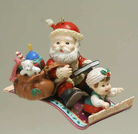 enesco treasury of christmas ornaments at replacements