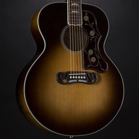 Sigma Jumbo sigma guitars gja sg 200 sunburst