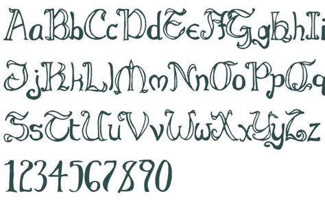 tattoo fonts bubble fonts letters font font