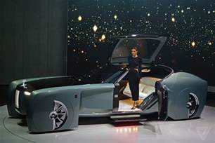 Rolls Royce Concept Cars The Rolls Royce Vision 100 Concept Is Completely