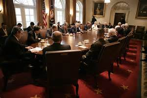 White House Cabinet Opinions On Cabinet Room White House