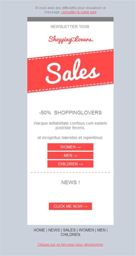sales newsletter templates free newsletter template sales