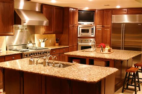In A Kitchen by Sl Harkey Construction Kitchens