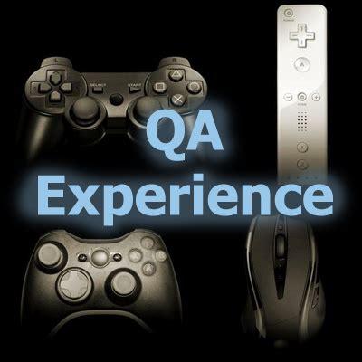 game design qa tester level designer qa tester home