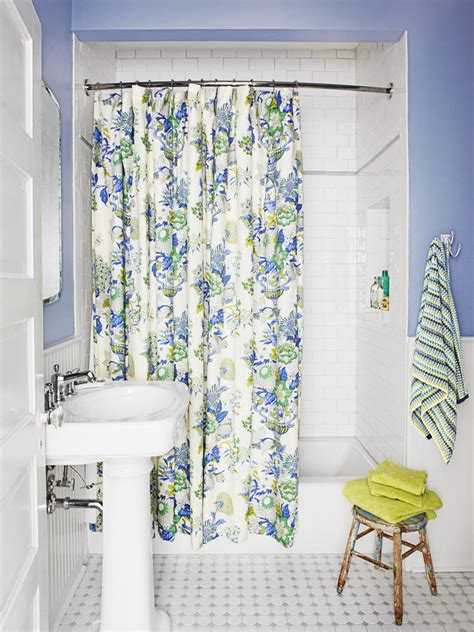 periwinkle shower curtain 15 ways to decorate with periwinkle hgtv