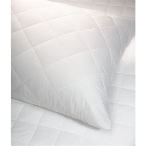 Pillow Retailers by Pillow Protector Standard