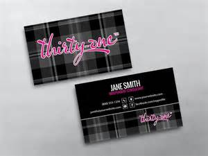 thirty one business card thirty one business cards free shipping