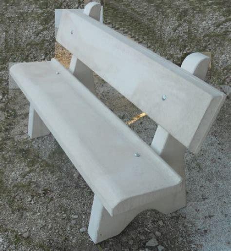 panchina cemento panchine design in cemento per arredo esterno decorclass