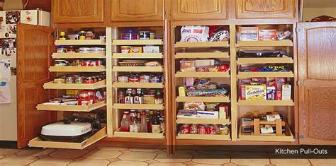 fancy pantry storage organizer shelves pull