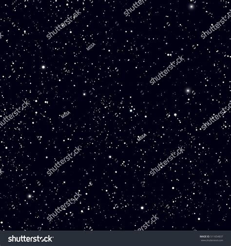 pattern universe com space stars vector background galaxy planets stock vector
