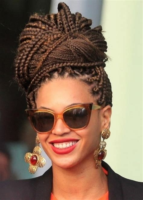 braid style for black woman in her 50 hairstyles with braids for black women