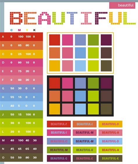color combinations design beautiful color schemes color combinations color