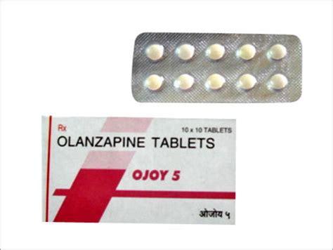 olanzapine patient information, description, dosage and
