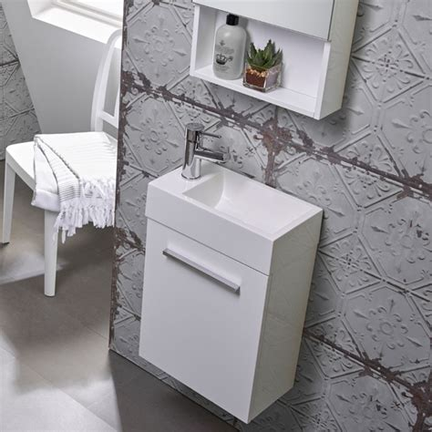 r2 bathroom furniture drive 400 wall mounted unit basin white r2 bathrooms