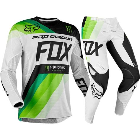 energy motocross gear fox racing 2018 mx le 360 energy pro circuit