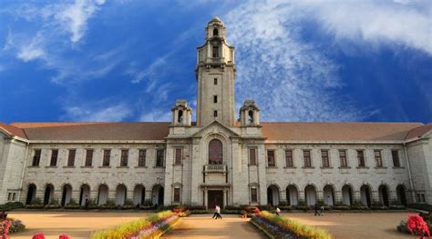 Iisc Mba Admission 2017 by Iisc Bangalore Creates History Becomes Indian