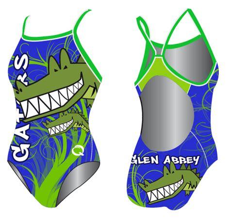 Handmade Swimsuits - custom swimsuits splashwear aquatics