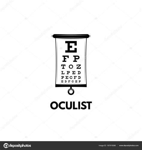 lettere oculista tabella lettere oculista idea immagine home