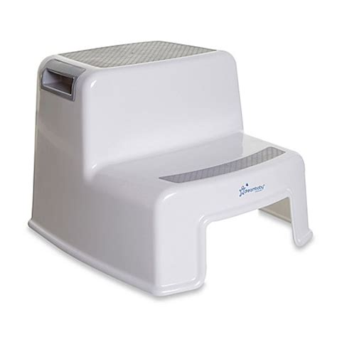 bath step stool dreambaby 174 two step stool bed bath beyond