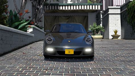 mod gta 5 no lag porsche 911 turbo gta5 mods com