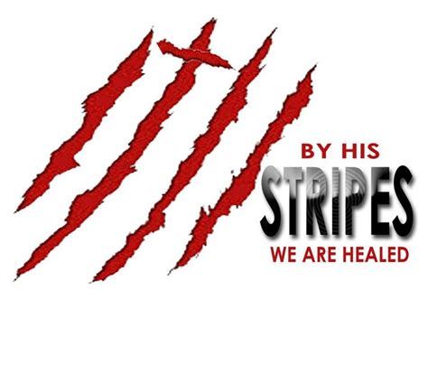 by his stripes we are healed images t shirt design 2 by his stripes we are healed l