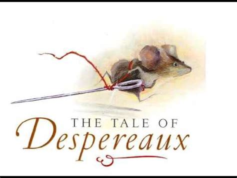 the tale of despereaux book report the tale of despereaux book 1 chapters1 15