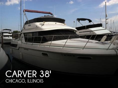 used boat motors chicago 38 foot carver 38 38 foot motor boat in chicago il