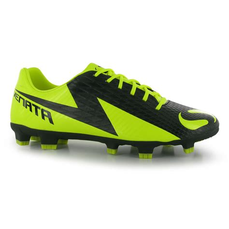 football shoes with studs sondico mens venata fg football boots trainers with studs
