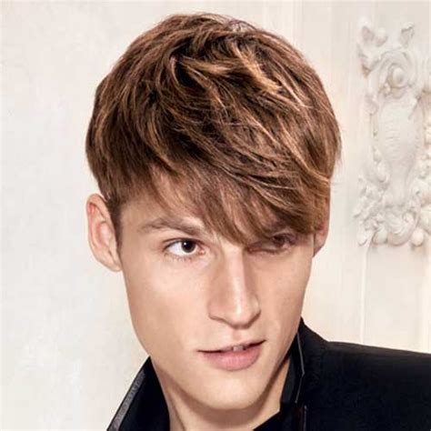 Light Brown Hair Color Men Mens Hairstyles 2018