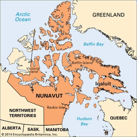 iqaluit: location students | britannica kids | homework help