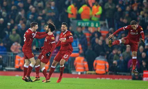 new year parade liverpool 2018 liverpool 4 manchester city 3 match ratings the anfield
