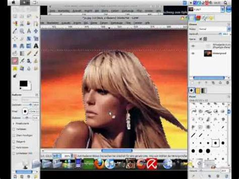 gimp tutorial deutsch anfänger gimp tutorial ausschneiden deutsch youtube