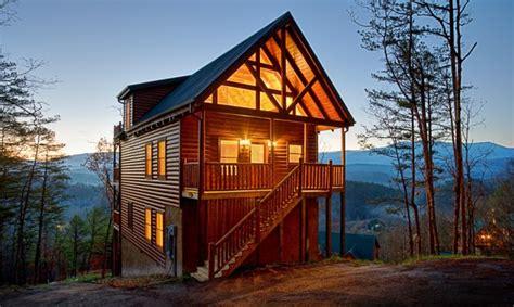 Smoky Mountains Cabins Gatlinburg by Work William Britten Photography