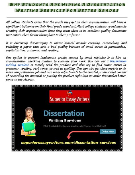 dissertation writers for hire why students are hiring a dissertation writing services