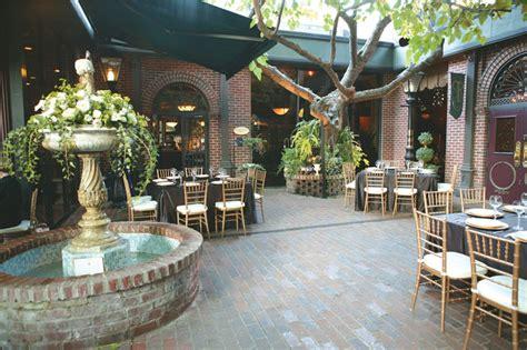 outside weddings in sacramento ca firehouse restaurant 187 venue vixens