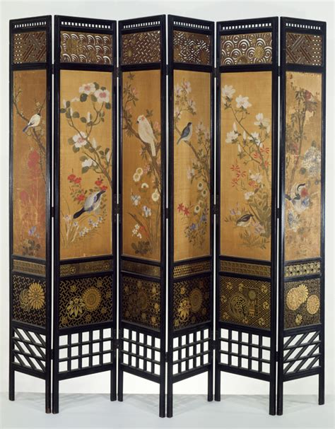 Japanese Room Divider Uk Style Guide Influence Of Japan And Albert Museum