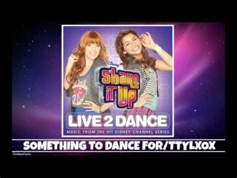 zendaya & bella thorne something to dance for/ttylxox