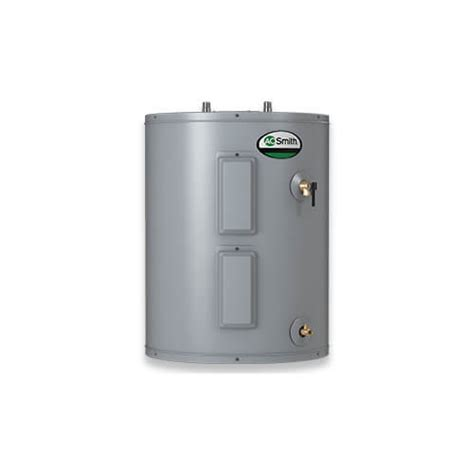 PNLB 40   AO Smith PNLB 40   38 Gallon ProMax Residential Electric Water Heater   Lowboy Top