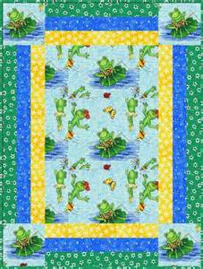 rockin robin baby quilt by lynbrown quilting pattern