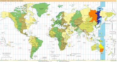 Time Zone Where Does Central Time Zone Start In Canada