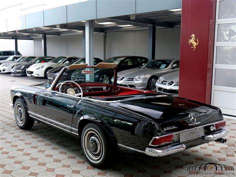 Auto Singen by Mercedes 230 Sl Pagode Convertible Auto Salon Singen