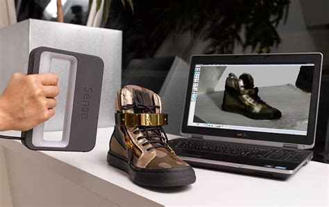 3d scanner 3d systems announces free sense plus software upgrade for