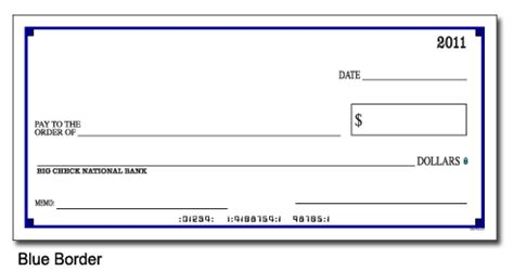large blank check template large check template pictures to pin on pinsdaddy