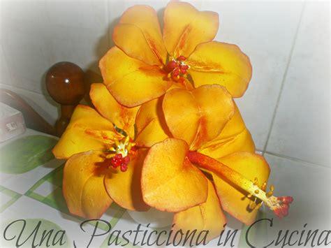 pasta per fiori fiori per decorare torte in pdz una pasticciona in cucina