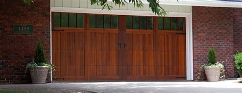 Wood Garage Doors Repair And Install Toronto And Gta Overhead Doors Toronto