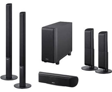 sony 5 1 7 1 channel home theater speaker system